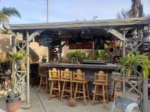 BBQ AND GAZEBO IN GOOD CONDITION for Sale in Moreno Valley, CA