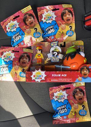 Ryan world bundle set for Sale in North Port, FL