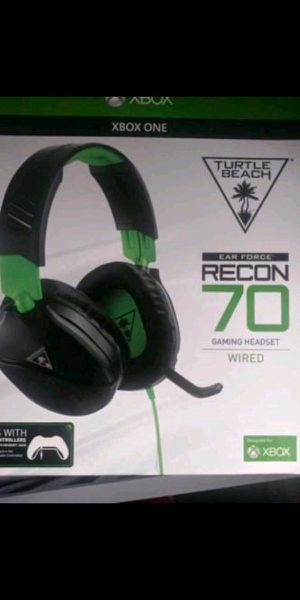 Turtle Beach reckon 70 for Sale in Hialeah, FL