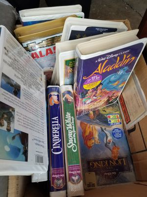 Classic Disney movies for Sale in San Marcos, CA