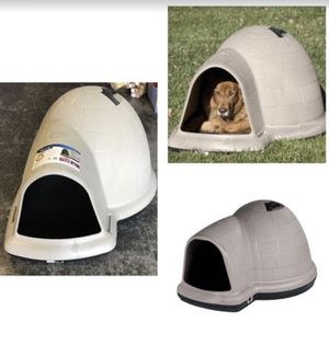Petmate Indigo Dog House with Microban, Large, 50-90 lbs for Sale in Sugar Land, TX
