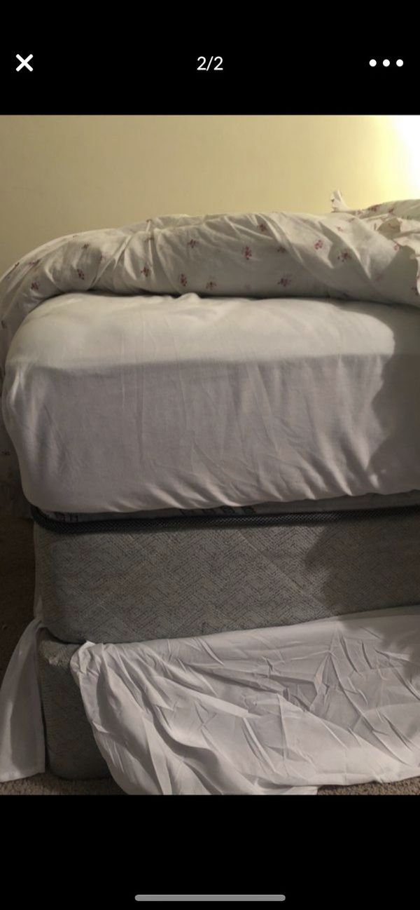 Full size bed