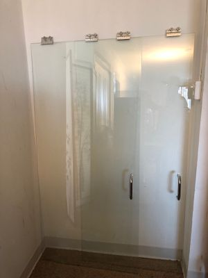 2 Glass doors 30x63 for Sale in Evanston, IL