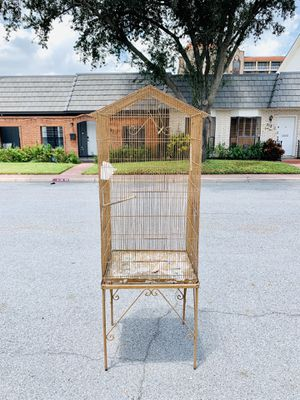 Parrot Cages for Sale in Brownsville, TX