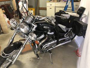 EUC Suzuki motorcycle for Sale in Tacoma, WA