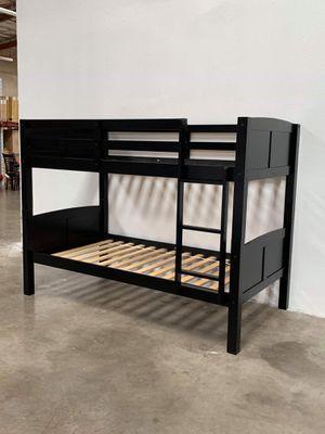 Bunk bed twin size for Sale in Phoenix, AZ