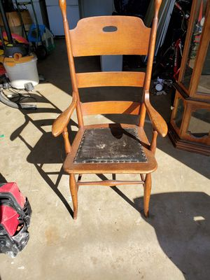 Antique chair for Sale in Kent, WA