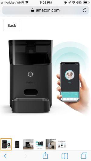 Petnet Automatic pet feeder GEN 2 newest with WiFi new for Sale in Everett, WA