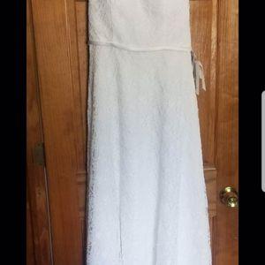 Morilee Madeline Gardner White Wedding Dress for Sale in Mount Prospect, IL