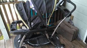 Sit and stand double stroller for Sale in Houston, TX