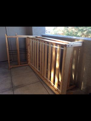 2 wooden twin bed for Sale in Mesa, AZ
