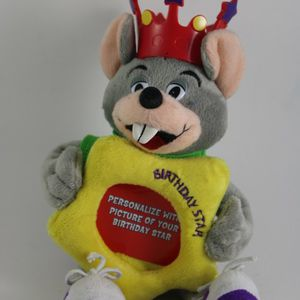 Happy Birthday Chuckie Cheese Toy Picture Frame for Sale in Miami, FL