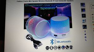 Wireless Bluetooth TF card subwoofer speakers for Sale in Pittsburgh, PA