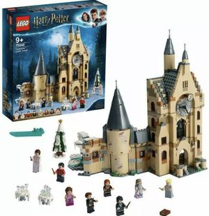 Brand New Sealed LEGO Harry Potter Hogwarts Clock Tower Toy Set (75948) for Sale in Portland, OR