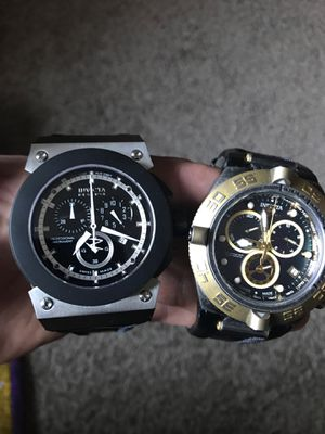 Invicta watches Mint condition for Sale in Anaheim, CA