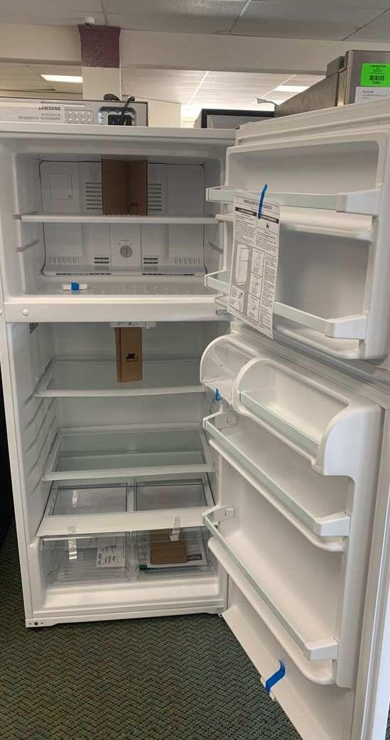 Brand new Whirlpool WRT314TFDW refrigerator 51
