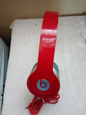 BEATS BY DR DRE HEADPHONES WIRED for Sale in Escondido, CA