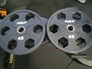 Rep Urethane 45lb Equalizers for Sale in Pleasanton, CA