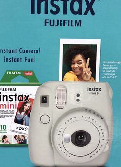 Instax Mini 9 Camera for Sale in Stoughton,  MA