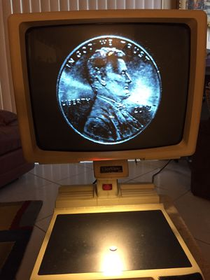 Optelec 17 inch Viewer Magnifier for the visually impaired for Sale in Delray Beach, FL