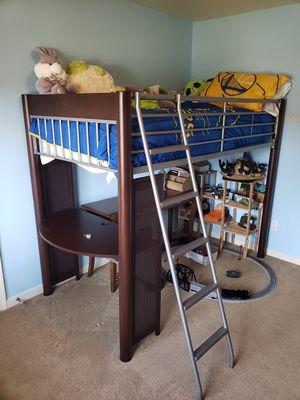 Bunk bed/desk combo for Sale in Glen Allen, VA