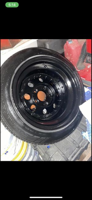 "Tires and rims 15"" for Sale in Clarksville, TN"