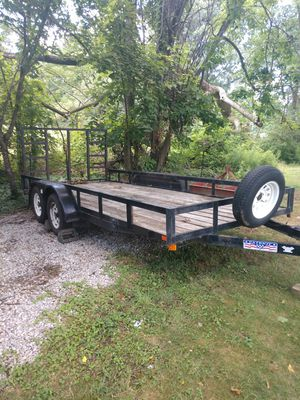 16 foot long by 6.5 wide trailer for Sale in Streetsboro, OH