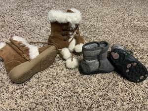 Girls snow boot for Sale in Colorado Springs, CO
