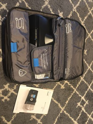 new Resmed S10 Auto-PAP / CPAP machine. This machine is brand new. Comes complete with standard tubing and travel bag. for Sale in Fairfax Station, VA
