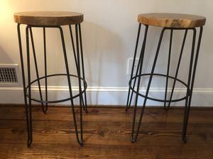 Crate and Barrel Bar Stools for Sale in Alexandria, VA