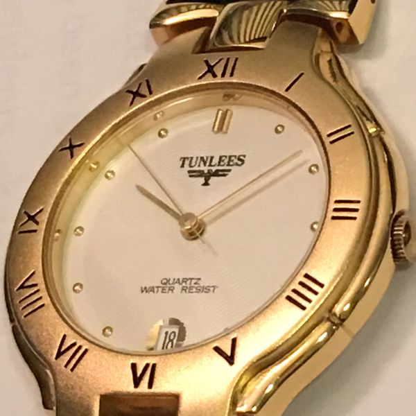 Hookup New Baldwin Park: TUNLEES Watch With Day ( New ) + Box. Orig. For Sale In