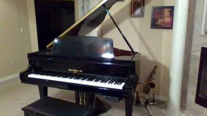 Baby grand with qrs player. Plays itself. for Sale in Hensley, AR