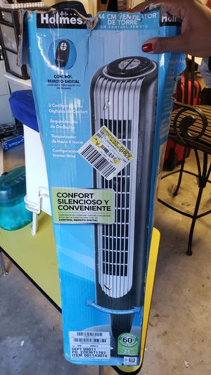 Holmes Tower Fan for Sale in Kennesaw, GA