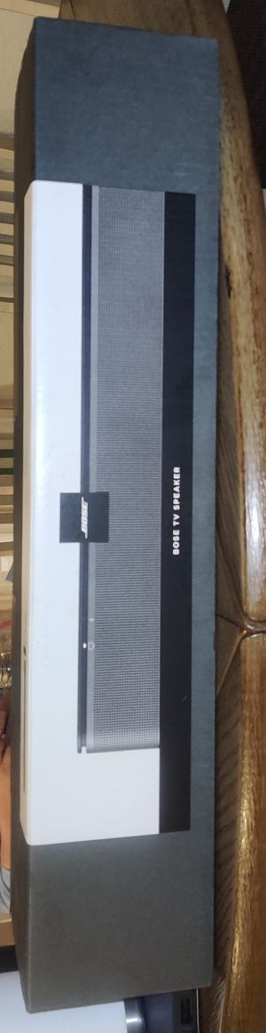 Bose TV speaker new 2020 model for Sale in Paramount, CA