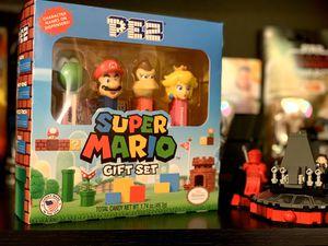 Super Mario Pez Dispenser Set for Sale in Ellenton, FL