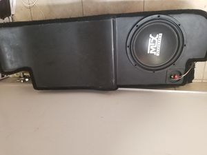 1 10in subwoofer for Sale in Salt Lake City, UT