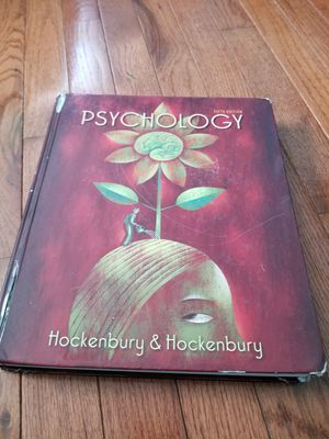 Psychology text book for Sale in Rockville, MD