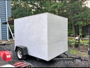 8x6x6 Enclosed Trailer for Sale in Bristol, PA