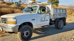 1992 ford f450 dump truck for Sale in Nuevo, CA