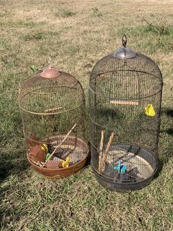 2 Bird Cages for Sale in Ocala,  FL