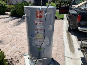 Gas and electric water heaters for Sale in Naples, FL