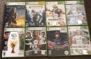 Big Lot of Xbox 360 Games for Sale in Dallas, TX