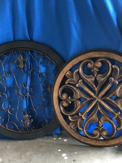 Round Decor for Sale in Eustis,  FL