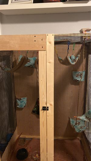 Sugar Glider And Cage for Sale in Tualatin, OR