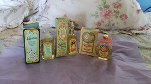 Antique vintage Avon perfume bottles. for Sale in La Palma, CA