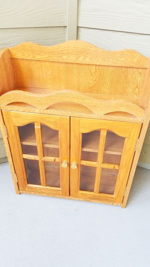 Curio Cabinet for Sale in Vancouver, WA