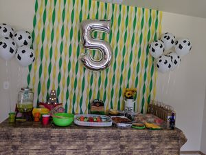 Tractor, John Deere, Farm, Barnyard Birthday Party Decorations for Sale in Tacoma, WA