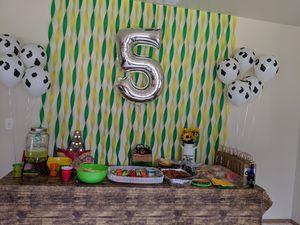 Tractor, John Deere, Farm, Barnyard Birthday Party Decorations for Sale in Tacoma, WA