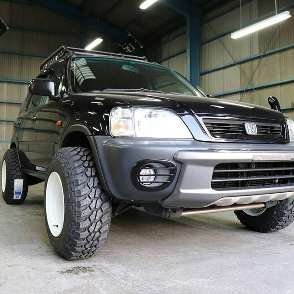 Rare JDM Honda CRV RD1 1997-2001 Fog Light Cover For Sale