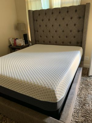 Mattress , box spring, & bed frame for Sale in Oakland, CA